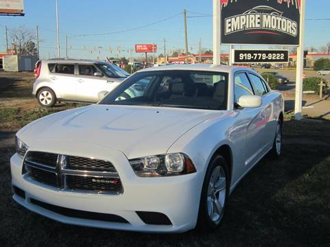 2013 Dodge Charger for sale in Raleigh, NC