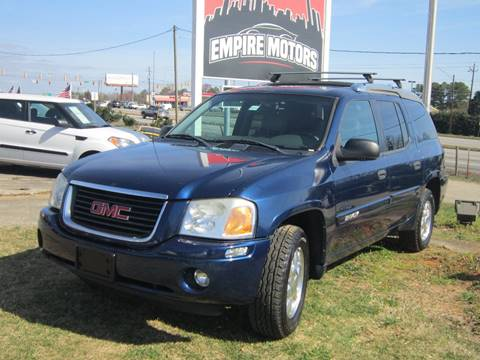 2004 GMC Envoy XUV for sale in Raleigh, NC