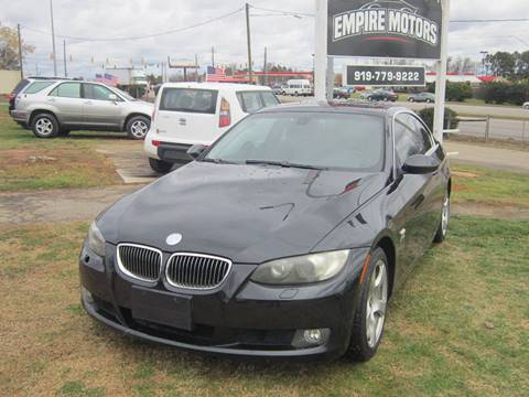 2009 BMW 3 Series for sale in Raleigh, NC