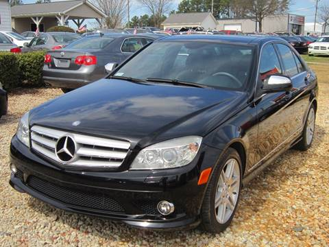 2008 Mercedes-Benz C-Class for sale in Raleigh, NC
