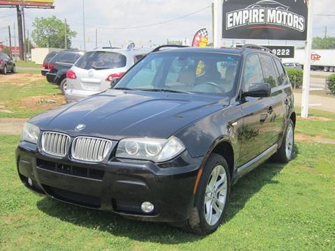2007 BMW X3 for sale in Raleigh, NC