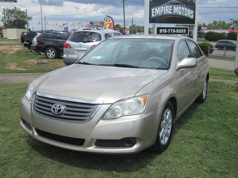 2009 Toyota Avalon for sale in Raleigh, NC