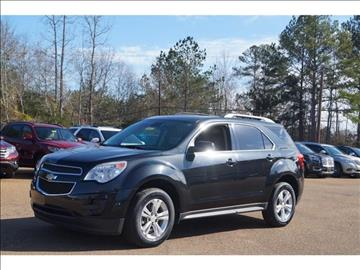 2012 Chevrolet Equinox for sale in Kosciusko, MS