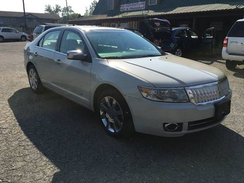 2008 Lincoln MKZ for sale in North East, MD