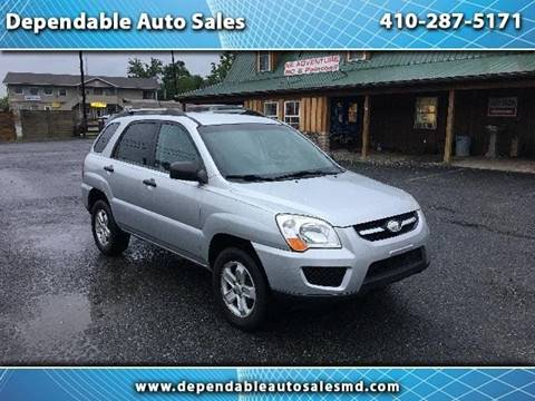 2010 Kia Sportage for sale in North East, MD