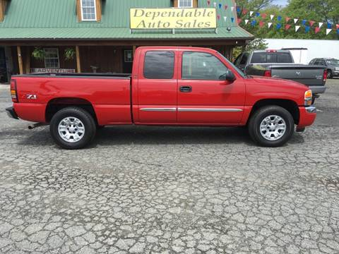 2005 GMC Sierra 1500 for sale in North East, MD