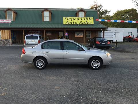 2007 Chevrolet Malibu for sale in North East, MD