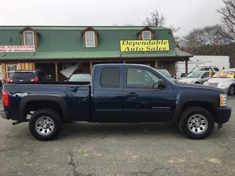 2010 Chevrolet Silverado 1500 for sale in North East, MD