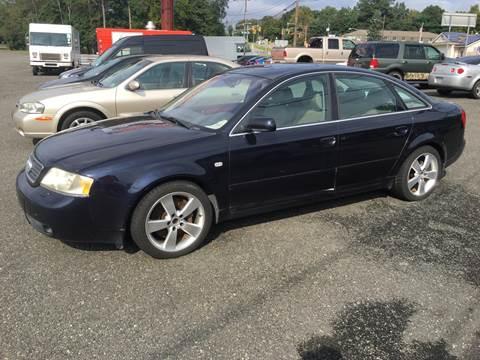Audi A For Sale Carsforsalecom - 2001 audi a6