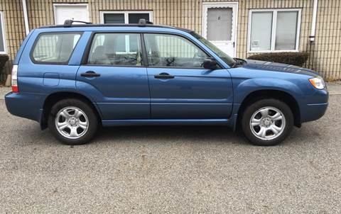 2007 Subaru Forester for sale in Newfoundland, NJ