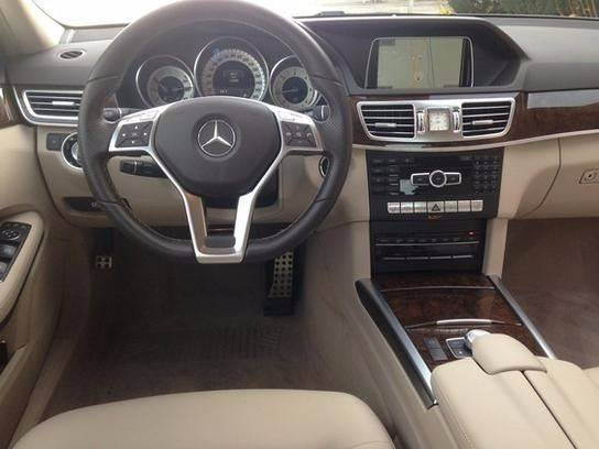 2015 Mercedes-Benz E-Class E 250 BlueTEC 4MATIC AWD 4dr Sedan - Newfoundland NJ