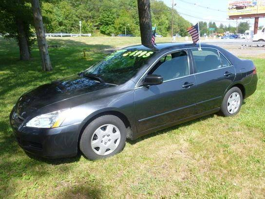 2007 Honda Accord Lx >> 2007 Honda Accord Lx 4dr Sedan 2 4l I4 5m In Newfoundland