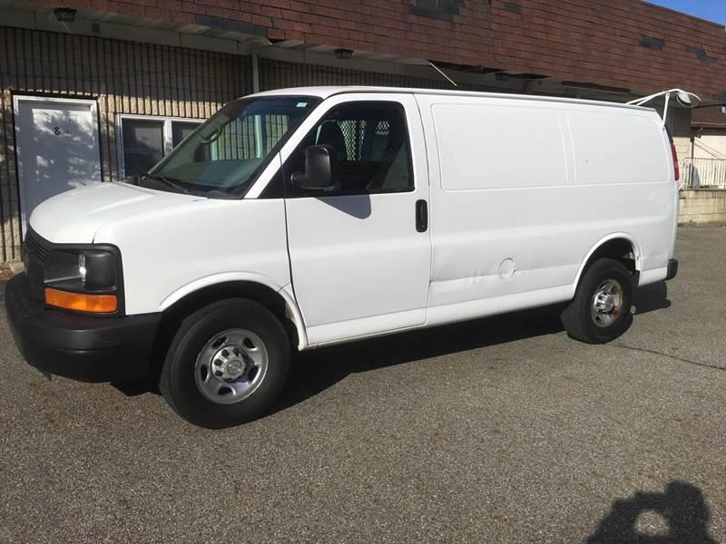 2011 Chevrolet Express Cargo 3500 3dr Cargo Van w/ 1WT - Newfoundland NJ