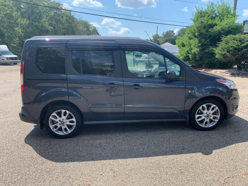 2014 Ford Transit Connect Wagon XLT 4dr SWB Mini-Van w/Rear Liftgate - Newfoundland NJ