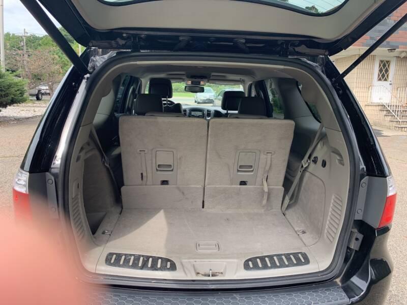 2012 Dodge Durango AWD Crew 4dr SUV - Newfoundland NJ