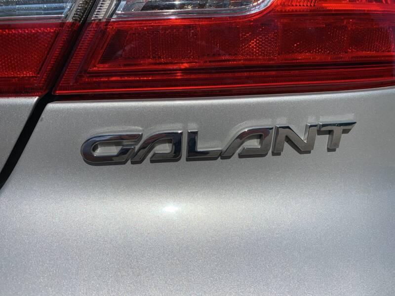2012 Mitsubishi Galant FE 4dr Sedan - Newfoundland NJ