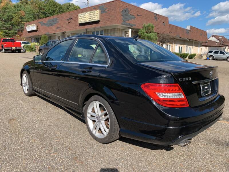 2013 Mercedes-Benz C-Class AWD C 300 Luxury 4MATIC 4dr Sedan - Newfoundland NJ