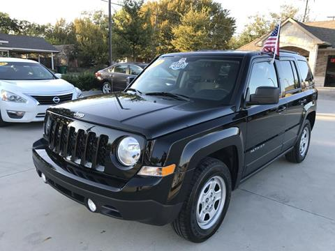 2017 Jeep Patriot for sale in Mckinney, TX