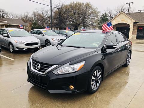 2016 Nissan Altima for sale in Mckinney, TX