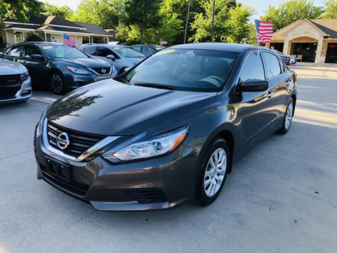 2017 Nissan Altima for sale in Mckinney, TX