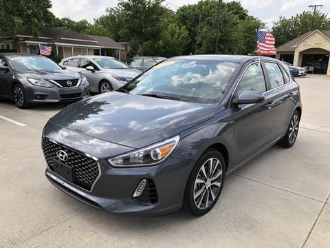2018 Hyundai Elantra GT for sale in Mckinney, TX