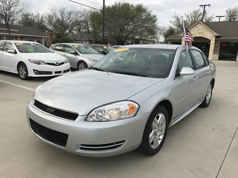 2015 Chevrolet Impala Limited for sale in Mckinney, TX