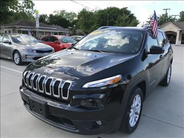 2015 Jeep Cherokee for sale in Mckinney, TX
