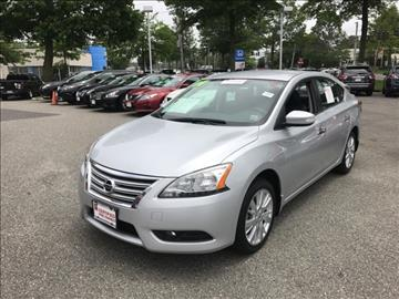 2014 Nissan Sentra for sale in Saint James, NY