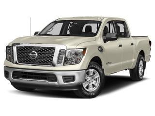 2017 Nissan Titan for sale in Saint James, NY
