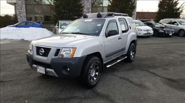 2012 Nissan Xterra for sale in Saint James, NY