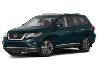 2017 Nissan Pathfinder for sale in Saint James, NY