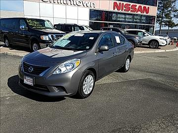 2012 Nissan Versa for sale in Saint James, NY