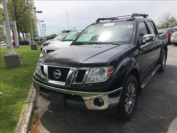 2012 Nissan Frontier for sale in Saint James, NY