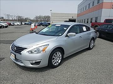 2014 Nissan Altima for sale in Saint James, NY