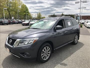 2014 Nissan Pathfinder for sale in Saint James, NY