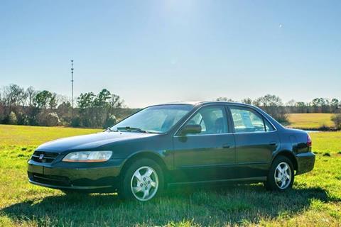 1998 Honda Accord for sale in Pelzer, SC