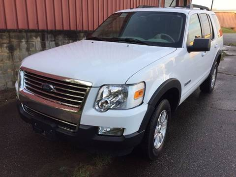 2007 Ford Explorer for sale in Pelzer, SC