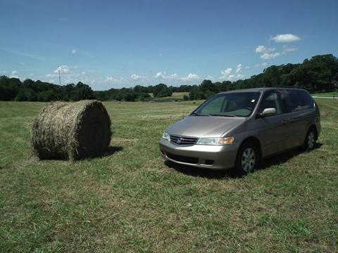 2004 Honda Odyssey for sale in Pelzer, SC