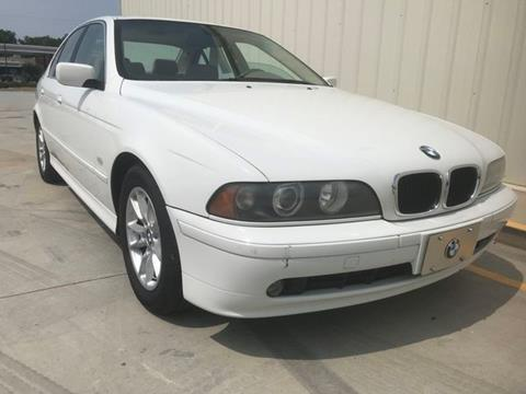 2003 BMW 5 Series 525i for sale at Reasonable Rides in Pelzer SC