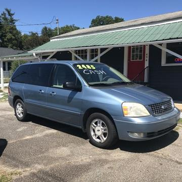 2007 Ford Freestar for sale in Pelzer, SC