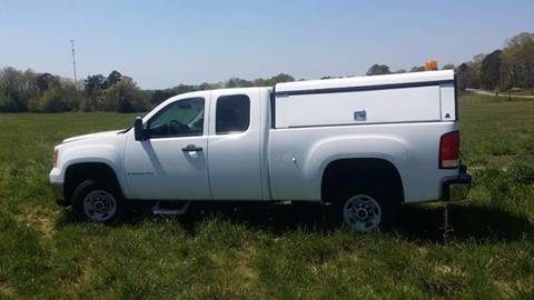 2009 GMC Sierra 2500HD for sale in Pelzer, SC