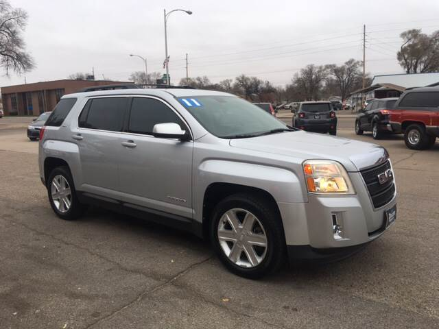 2011 gmc terrain awd slt 1 4dr suv in north platte ne