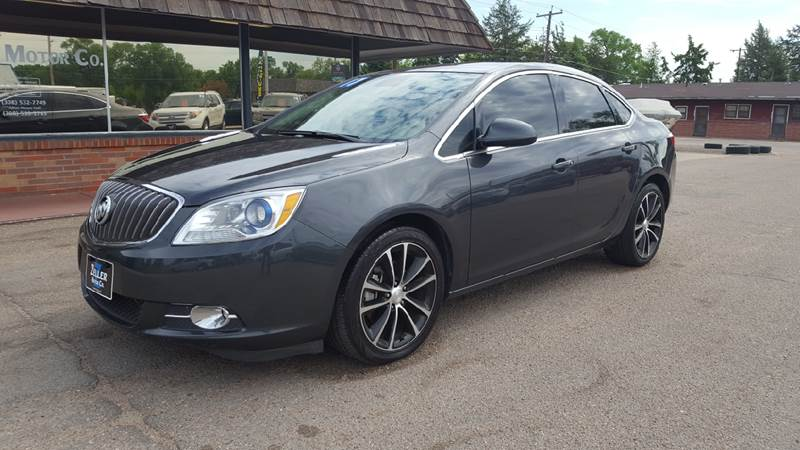 2017 buick verano sport touring 4dr sedan in north platte