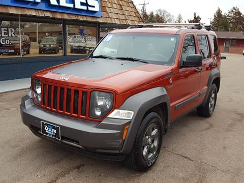2010 Jeep Liberty for sale in North Platte, NE