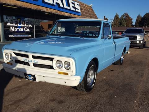 1967 GMC C/K 1500 Series for sale in North Platte, NE