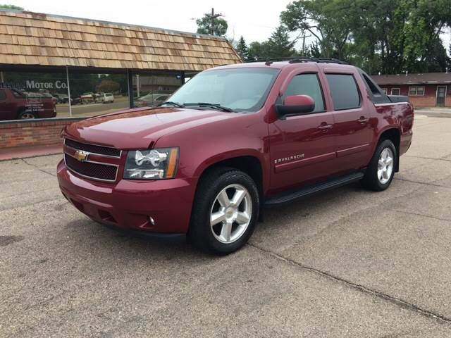 2007 chevrolet avalanche ltz 1500 4dr crew cab 4wd sb in