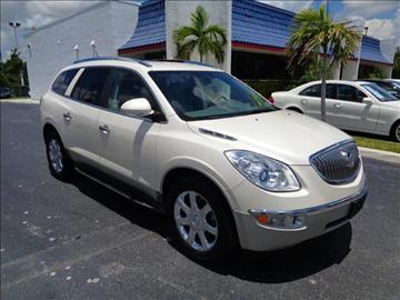 2008 Buick Enclave for sale in Margate, FL