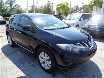 2012 Nissan Murano for sale in Margate, FL