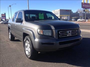 2008 Honda Ridgeline for sale at Mark McCall Auto Sales LLC in Scottsbluff NE
