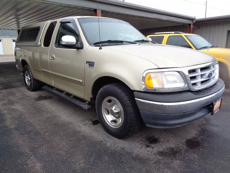 1999 Ford F-150 for sale at Mark McCall Auto Sales LLC in Scottsbluff NE